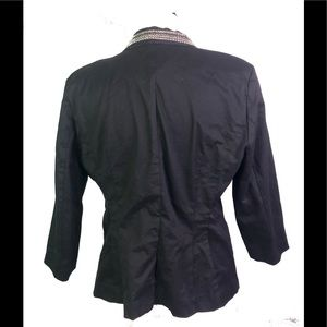 Rock & Republic Jackets & Coats - Rock and republic jewel fringe jacket 12